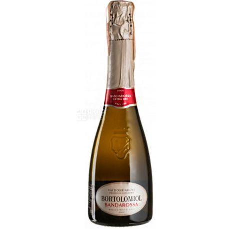 Bandarossa, Valdobbiadene Prosecco Superiore, Вино белое сухое, 0,375 л