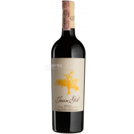 Bodegas Juan Gil Juan Gil Monastrell, Вино красное сухое, 0,75 л