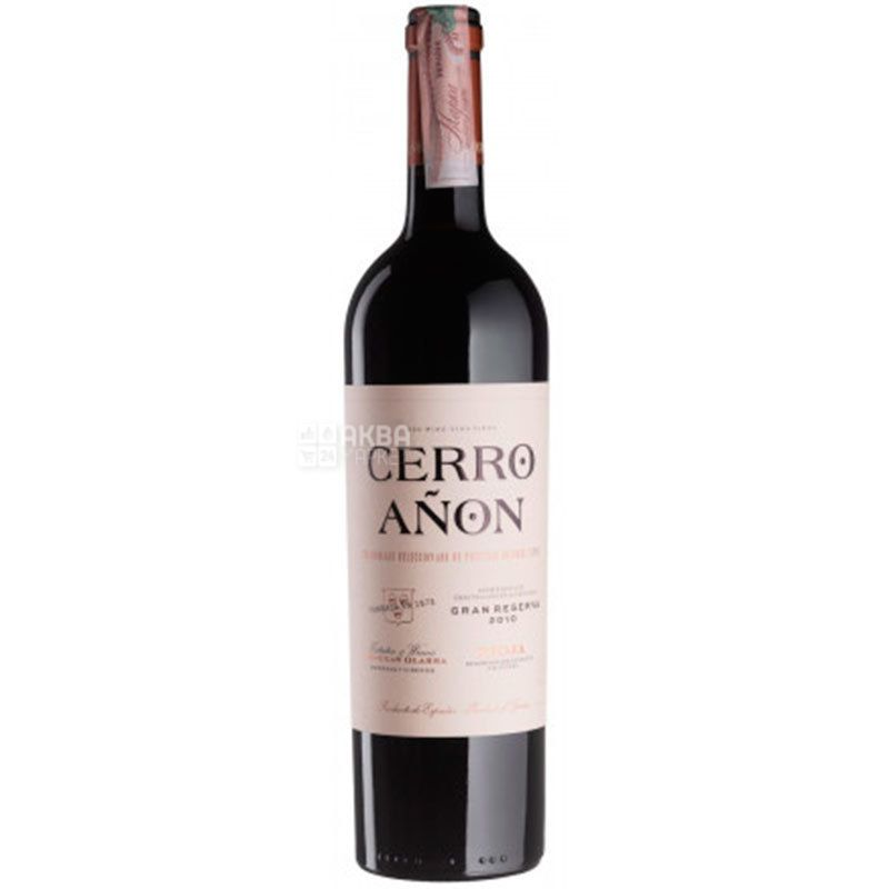 Bodegas Olarra, Вино красное сухое, Cerro Anon Gran Reserva, 0,75 л