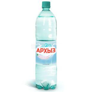 Архыз, 1,5 л, минеральная газированная вода с Кавказа, ПЭТ
