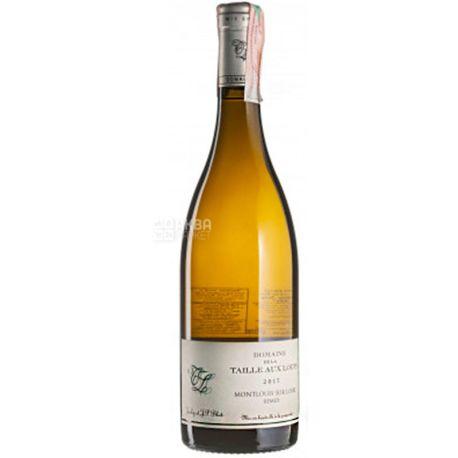 Jacky Blot, Montlouis Sur Loire Remus, Вино белое сухое, 0,75 л
