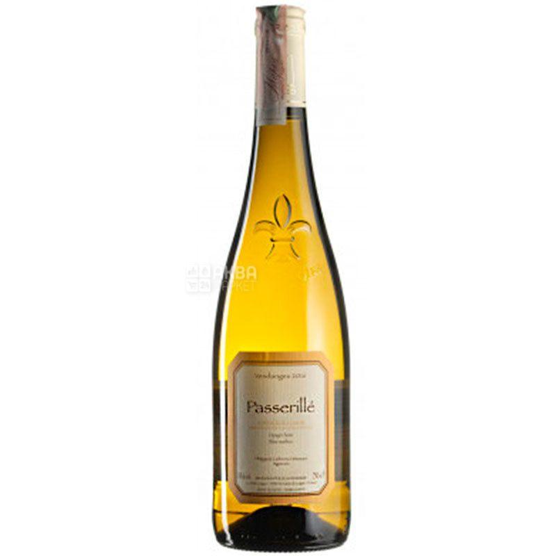Domaine Philippe Delesvaux, Coteaux Du Layon St Aubin Passerille, Вино белое сладкое, 0,75 л