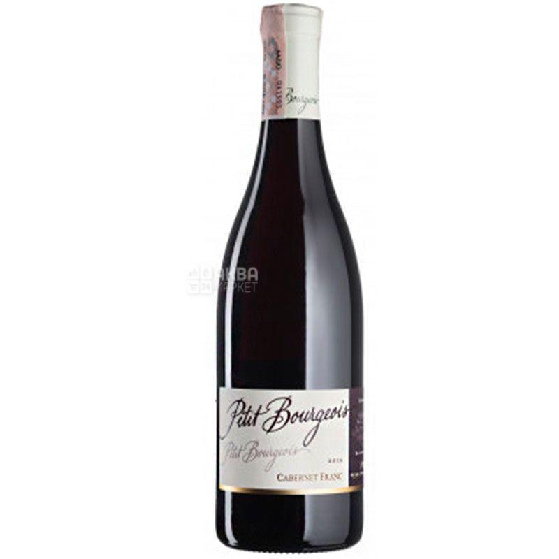 Henri Bourgeois, Petit Bourgeois Cabernet Franc, Вино красное сухое, 0,75 л