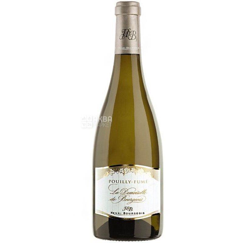 Henri Bourgeois, Pouilly-Fume La Demoiselle de Bourgeois, Вино белое сухое, 0,75 л