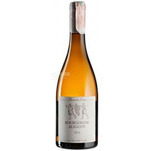 Benoit Ente, Bourgogne Aligote 2016, Вино белое сухое, 0,75 л