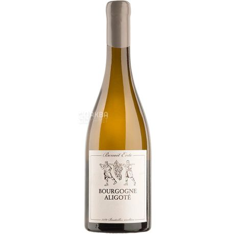Benoit Ente, Bourgogne Aligote 2017, Вино белое сухое, 0,75 л