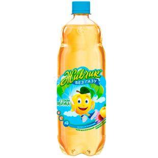Zhivchik, Drink non-carbonated juice, Apple, 2 l, Plastic bottle