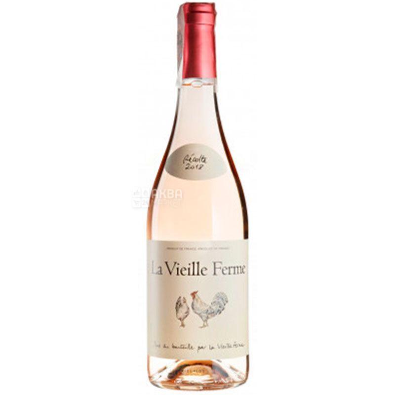 Perrin Et Fils, La Vieille Ferme Rose 2018, Вино розовое сухое, 0,75 л