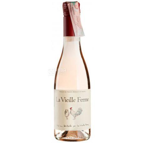 Perrin Et Fils, La Vieille Ferme Rose 2018, Вино розовое сухое, 0,375 л