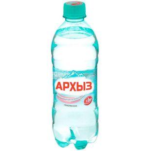 Архиз, 0,5 л, Вода мінеральна газована, ПЕТ