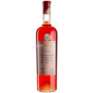 Montepulciano Specially Bottled Tchotiashvili, Вино розовое сухое, 0,75 л