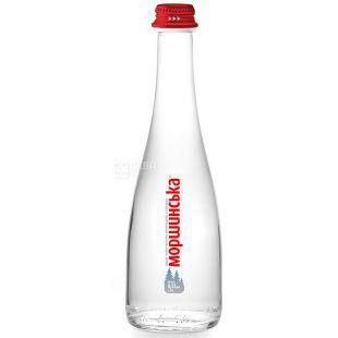 Моршинська Premium, 0,33 л, Вода мінеральна негазована, скло