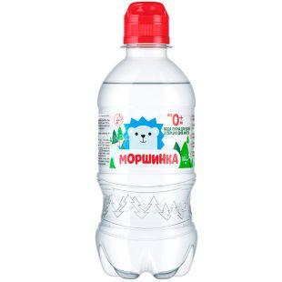 Morshinka Sport non-carbonated water 0,33l, PET, PAT