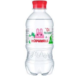 Моршинка, 0,33 л, Вода детская негазированная, с первых дней жизни, ПЭТ