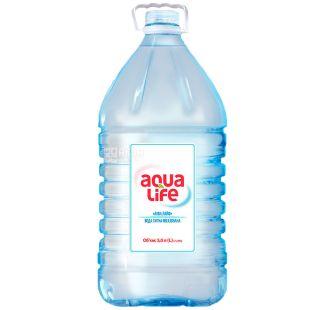 AquaLife, AquaLife still water, 5 l, PET, PAT