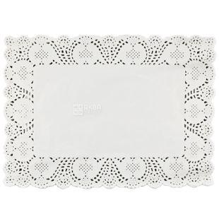 Openwork napkin, 25 * 35 cm, 100 pcs