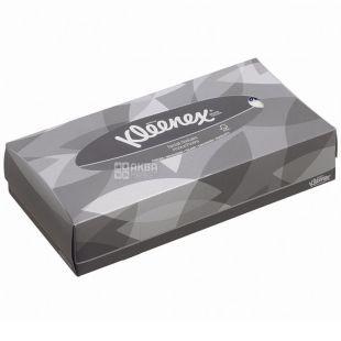 Kleenex, 100 pcs., Facial Wipes, Standard, White, m / s
