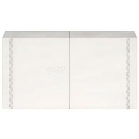 Fesko, 300 листов, Туалетная бумага Феско, 2-х слойная V-сложения, 21х10 см