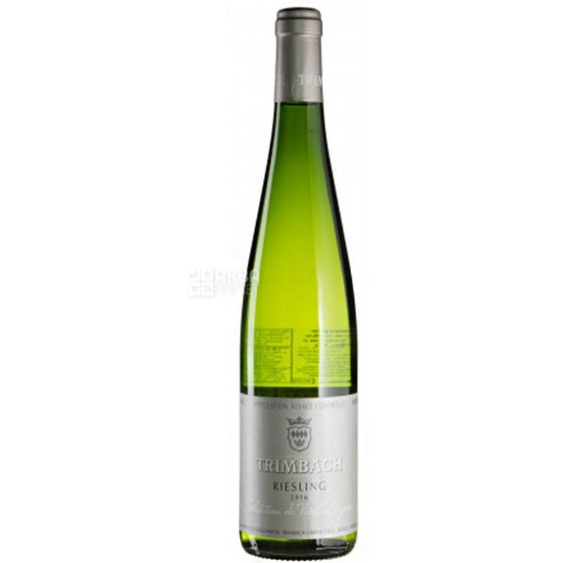 Trimbach, Riesling Selection de Vielles Vignes, Вино белое полусухое, 0,75 л