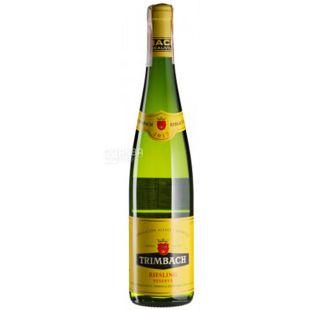 Trimbach, Riesling Reserve, Вино белое сухое, 0,75 л
