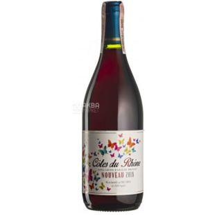 Paul Florian, Cotes du Rhone, Вино красное сухое, 0,75 л