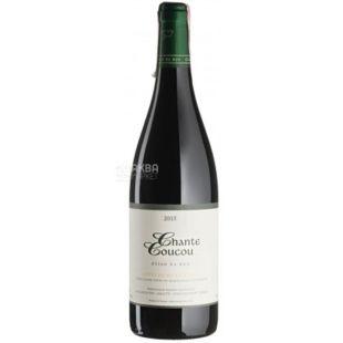 Elian Da Ros, Chante Coucou 2015, Вино красное сухое, 0,75 л