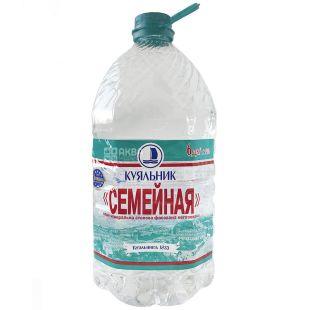 Куяльник Сімейний, 6 л, Вода негазована, ПЕТ
