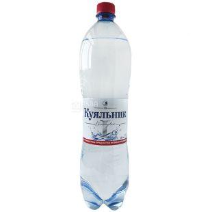 Куяльник 1, 1,5 л, Вода газированная, ПЭТ