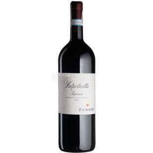 Zenato, Valpolicella Superiore 2016, Вино красное сухое, 1,5 л