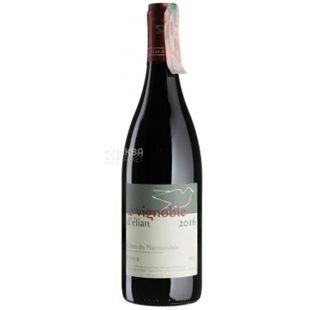 Elian Da Ros Vignoble D'Elian 2016, Вино красное сухое, 0,75 л