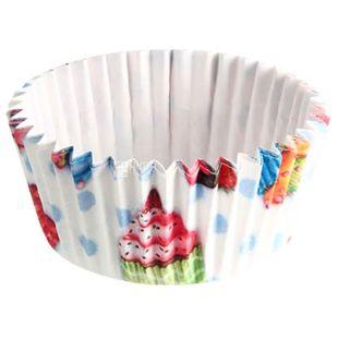 Zenker, Набор форм для пирожных, бумажные, 50 шт.