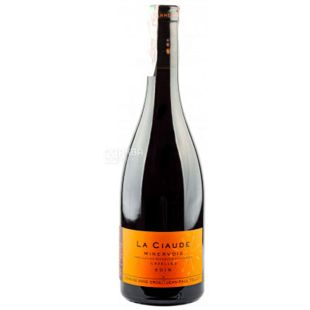 Domaine Anne Gros et Jean Paul Tollot, La Ciaude, Вино красное сухое, 0,75 л