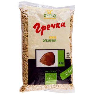 Ecorod, 400 g, buckwheat, green