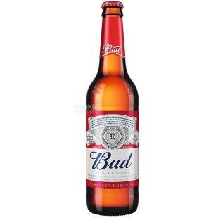 Bud, Пиво светлое, 0,5 л