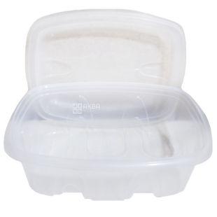 Астрапак, Контейнер з кришкою пластиковий, 370 мл