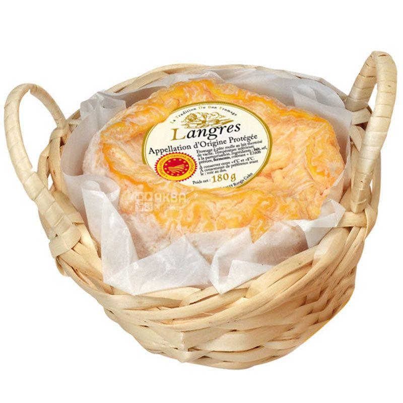 Fromi, Langre, 180 г, Сыр мягкий Лангр, 22%