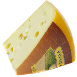 Holland Delta, 300 г, Сыр твердый Maasdam, 27,1%