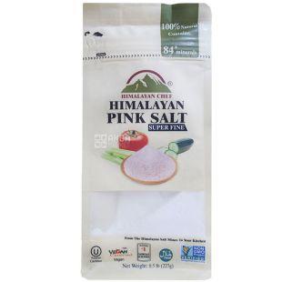 Himalayan Chef, Сіль Гімалайська рожева, 227г