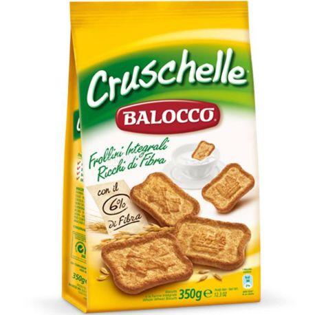 Balocco, Cruschelle, 350 г, Печенье песочное, из цельной муки