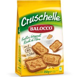 Balocco, Cruschelle, 350 г, Печиво пісочне, з цілісної муки