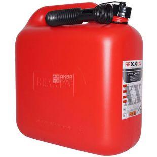 Rexxon, Канистра для топлива, 10 л