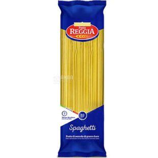 Pasta Reggia, Spaghetti, 1 кг, Макароны Паста Реггиа, Спагетти