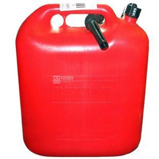 Rexxon, Канистра для топлива с лейкой, 20 л