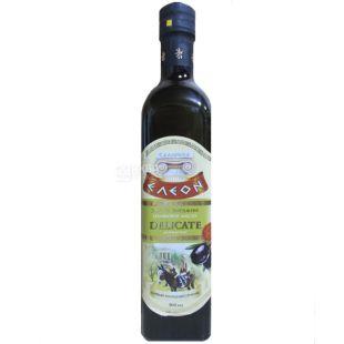 Eleon, Extra Virgin Delicate, Оливкова олія, 500 мл