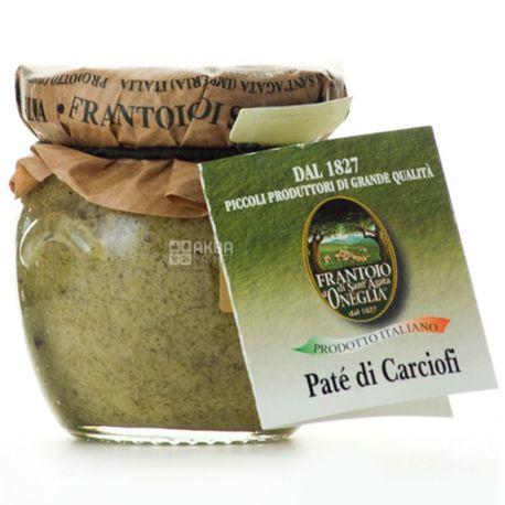 Frantoio di Sant'Agata, Green Olive Paste, 90 g