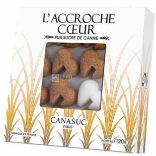 Canasuc, Сахар кусковой Захоплене сердце, 120 г
