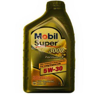 Mobil Super 3000 X1 Formula FE 5W-30, 1 л, Мастило моторне