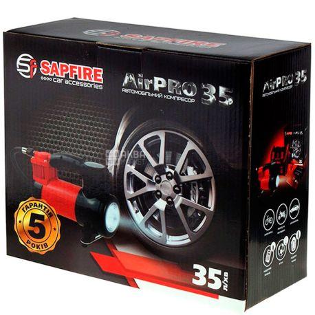 Sapfire, AirPro 35, Компрессор автомобильный