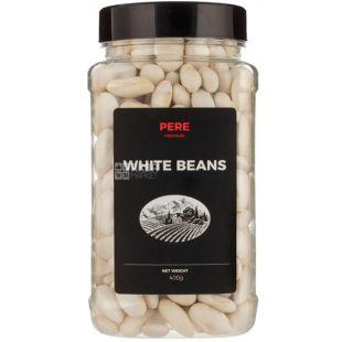 Pere, White beans, 400г, Пере, Квасоля біла, ПЕТ