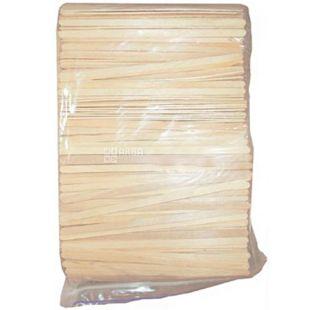 Мешалки деревянные XL, 18 см, 1000 шт.